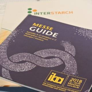 Interstarch Ukraine at the IBA 2018 in Munich
