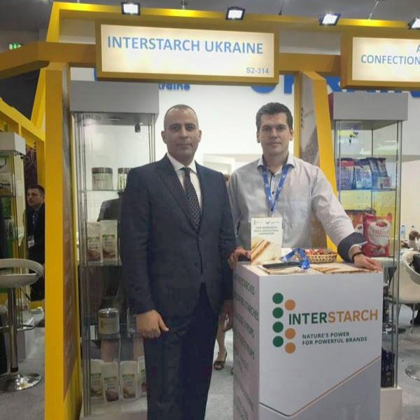 Interstar Ukraine presented its products at Gulfood 2019